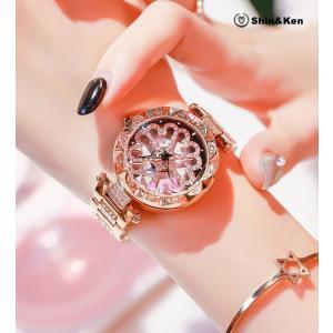わけあり セール レディース 腕時計 ウォッチ カジュアル ラグジュアリー 人気 ブランド omrt...