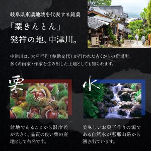 栗きんとん 20個 / 新杵堂の詳細画像2