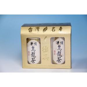 凍頂烏龍茶 清香型 とうちょううろんちゃ 75g x 2個 shinkoujun