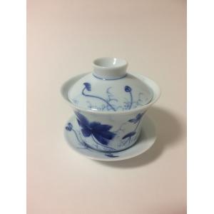 蓋杯 荷花 (はすの花)|shinkoujun