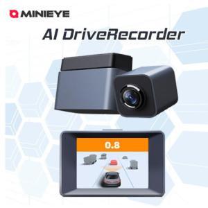 AI搭載衝突予防付きドライブレコーダー「MINIEYE」|shinku