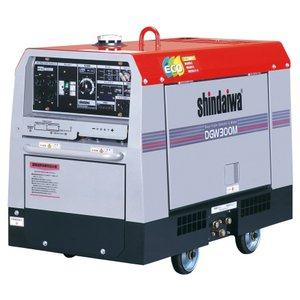 商品名:新ダイワ工業(ヤマビコ) DGW300M-W ディーゼルエンジン溶接機  ※法人、個人事業主...