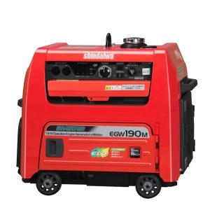 商品名:新ダイワ工業(ヤマビコ) EGW190M-I ガソリンエンジン溶接機  ※法人、個人事業主、...