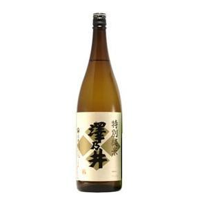 東京都 小澤酒造 澤乃井 特別純米 1.8L