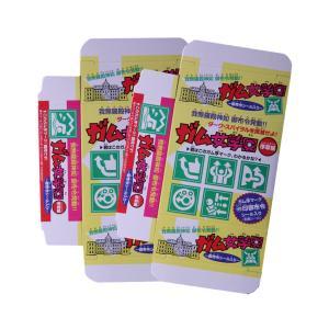 ガム女学園 小箱のみ2個、しおりのみ2個※シールは入ってません。|shinoku-store