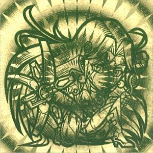 受注制作3/13着スタート開始 ガム女学園 本章編 ゴールドウォッチシール 全1種(金箔動プリ:48mm×48mm)|shinoku-store