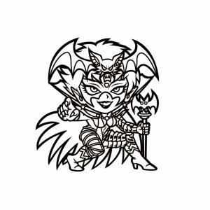 ガム女学園 特典Wシール「紙×角プリ」7種(金・緑・ピンク・?・?・?・?)×各1枚 計7枚|shinoku-store