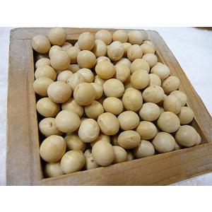 令和1年 北海道産 無農薬無化学肥料 JAS有機栽培大豆とよまさり1升(1.3kg)|shinozaki-kome