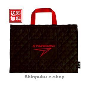 デビカ 瞬足 レッスンバッグ ブラック143011(Z)|shinpukue-shop