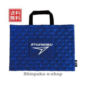 デビカ 瞬足 レッスンバッグ ブルー143012(Z)|shinpukue-shop