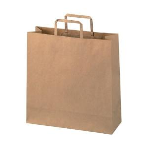 SV 手提袋 平紐 茶 中 1枚  B292J-B-1P ポイント消化|shinpukue-shop