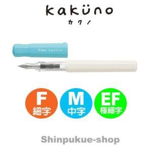 PILOT パイロツト 万年筆 カクノ KAKUNO ソフトブルー FKA−1SR−SL(SP)(ポイント消化)Z|shinpukue-shop
