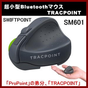 Swiftpoint 【TRACKPOINT】 SM601 超小型 マウス ポインター Bluetooth 旅行 会議 フォーサイト TRACKPOINT|shins