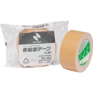 【在庫有り】ニチバン 布粘着テープ 123LW-50 shinsen-b0919