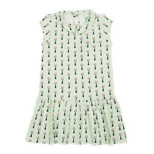ベルギー 子供服 Lily Balou リリーバロウ ワンピース 女の子 ドレス Tree柄 オーガニックコットン 可愛い 北欧|shinshinnet