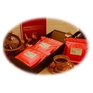 信州珈琲 自家焙煎コーヒーギフト3点セット 信濃路・白樺・上高地「のし」はご注文時にお選びいただけま...