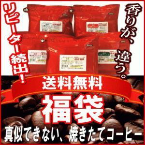 コーヒー豆 焼きたて お試しセット コーヒー 送料無料 5種...