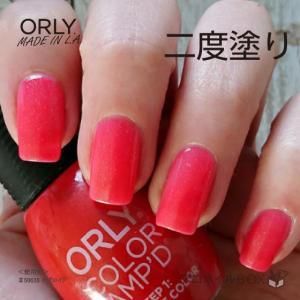 ORLY オーリー マニキュア カラーアンプド 11mL 超速乾 パワーポリッシュ タブロイド グリッター パール カラー ORLY JAPAN 直営店|shinwa-corp