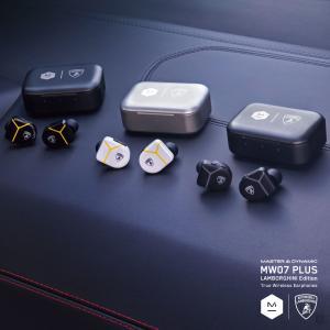 MASTER&DYNAMIC/MW07 PLUS/Lamborghini Edition/完全ワイヤレスイヤホン shinwashop