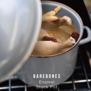 Barebones/Enamel/StockPot/ベアボーンズ/エナメル/ストックポット/琺瑯/鍋|shinwashop
