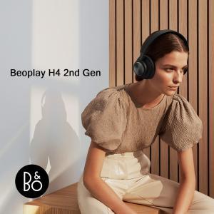 BANG & OLUFSEN Beoplay H4 2nd Generationワイヤレスヘッドフォンヤコブ・ワグナー/バング&オルフセン/ブルートゥース/BANG & OLUFSEN  shinwashop