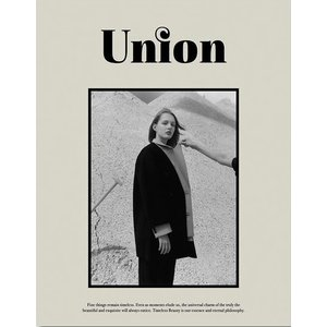 UNION ユニオン issue.12 Cover A カバーA  shinwashop
