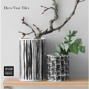 Design House Stockholm DECO VASE TILES デコベース タイル デザインハウスストックホルム 501047893000 tiles 花瓶 フラワーベース 北欧  shinwashop