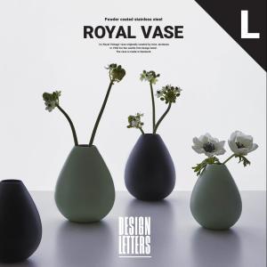 ●●DESIGN LETTERS ROYAL VASE LARGE ロイヤルベース Lサイズ デザインレターズ/花瓶/Arne Jacobsen/アルネ・ヤコブセン|shinwashop