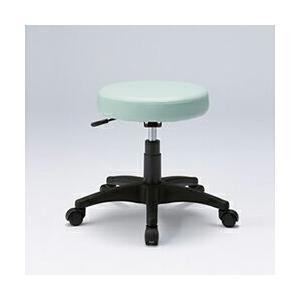 東洋工芸 防汚レザー張り 作業用 OAチェア ブルー GS010-VBL東洋工芸 |shinwashop