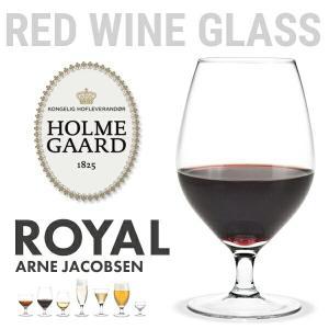 HOLMEGAARD ホルムガード ROYAL レッドワイングラス #4304600 Arne Jacobs shinwashop