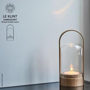 LE KLINT/CANDLELIGHT/Portable Lantern/P.B.Ludvigsen/レ・クリント/キャンドルライト/照明/LED|shinwashop