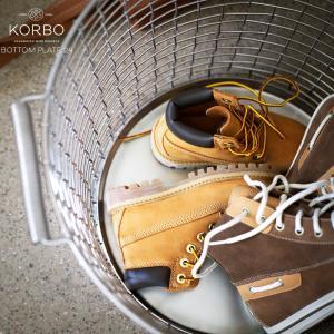 KORBO/コルボ BOTTOM PLATE24/プレート24スウェーデン/北欧/カゴ/プレート日本正規代理店品|shinwashop