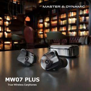 MASTER&DYNAMIC  MW07 PLUS プラス True Wireless Earphones/イヤホン/マスター&ダイナミック /イヤフォン/ Bluetooth5.0/ノイズキャンセリング shinwashop