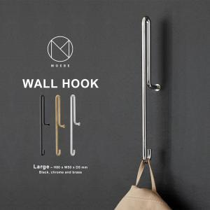 MOEBE/ムーベ WALL HOOK 《Large 》ウォールフック スモール Lサイズ 壁掛け コートハンガー 壁掛けフック ネコポス発送 shinwashop