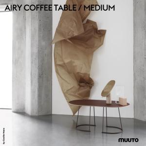 Muuto/ムート AIRY COFFEE TABLE / MEDIUM/エアリーコーヒーテーブル/Mサイズ/プライウッド/FENIXラミネート/Cecilie Manz/セシリエ・マンツ/|shinwashop