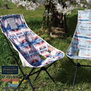 PENDLETON×Helinox/Sunset Chair 2021/ペンドルトン×ヘリノックス/サンセットチェア/アウトドア/インテリア|shinwashop