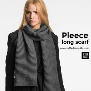 期間限定 送料無料 Design House Stockholm Pleece LONG SCARF プリース ロングスカーフ マフラー/ビスコース/スウェーデン/デザインハウスストックホルム shinwashop