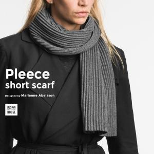 期間限定 送料無料Design House Stockholm Pleece SHORT SCARF プリース ショートスカーフ マフラー/ビスコース/スウェーデン/デザインハウスストックホルム shinwashop
