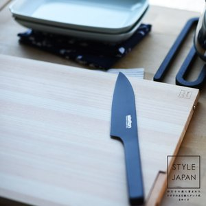 STYLEJAPAN/スタイルジャパン 四万十の森に育まれたひのきのまな板スタンド式Sサイズ四万十ひのき/土佐龍/スタンド/フック/サステナビリティ shinwashop