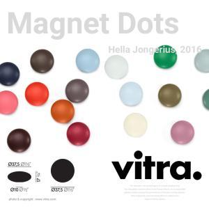 Vitra Magnet Dots マグネットドッツ 5個セット ヴィトラ/チェア/磁石/Hella Jongerius shinwashop