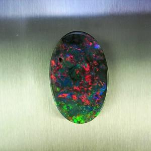 大粒ブラックオパール 6.66ct ジュエリールース td279|shinwastore