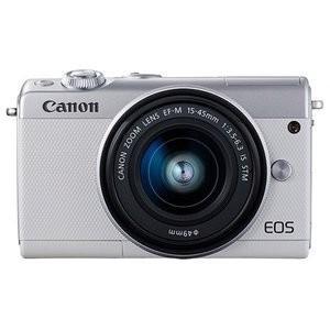 新品ソニー / Canon 2210C014 ミラーレスカメラ EOS M100・EF-M15-45...