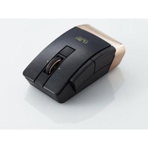 新品 エレコム Bluetooth4.0 Ultimate Blue 6ボタンマウス ブラック(M-BT21BBBK)/送料無料/代引無料「沖縄-離島を除く」|shinway-store