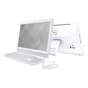 展示品/デル 21.5型デスクトップPC Inspiron 22 3264 AIO AI36B-7WHB ホワイト送料無料/代引無料「沖縄-離島を除く」|shinway-store