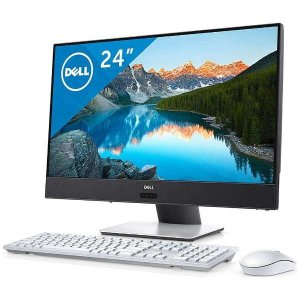 展示品 dell デルFI47-7NHB デスクトップパソコン Inspiron 24 5000 ホワイト [23.8型 /HDD:1TB /メモリ:8GB /2017年夏]
