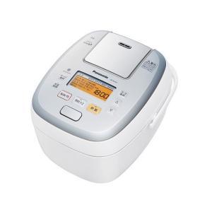 新品 PANASONIC SR-PA107-W ホワイト 可変圧力おどり炊き [圧力IH炊飯器(5.5合炊き)] 送料無料/代引無料「沖縄-離島を除く」|shinway-store