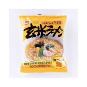健康フーズ 玄米ラーメン 100g...