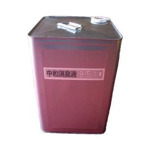 簡易型消臭スプレーシステム用 消臭剤 951W 原液 18リットル|shinyudirect