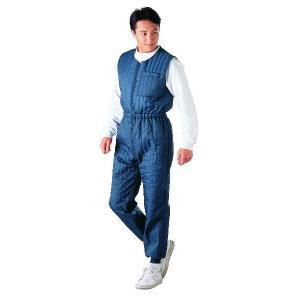 No.200 防寒インナースーツ(袖なし) 3L|shinyudirect|02
