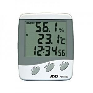 温湿度計 AD-5680|shinyudirect